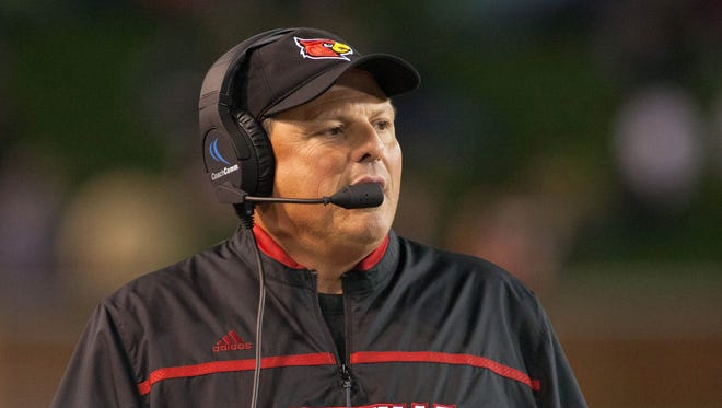 Mississippi State hired Todd Grantham to be its fourth defensive coordinator in four years.