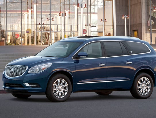 The 2016 Buick Enclave has a 80%  U.S./Canadian content.