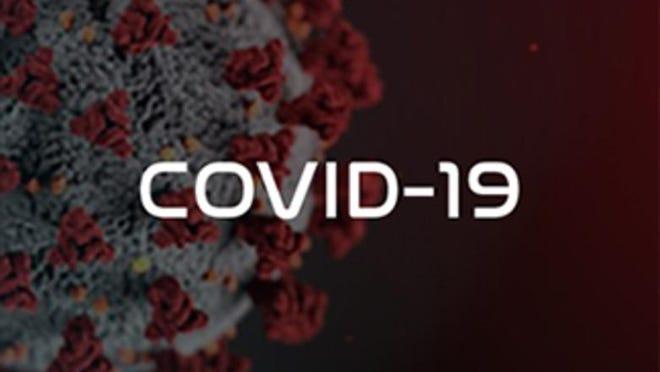 Coronavirus Disease 2019 Graphic.