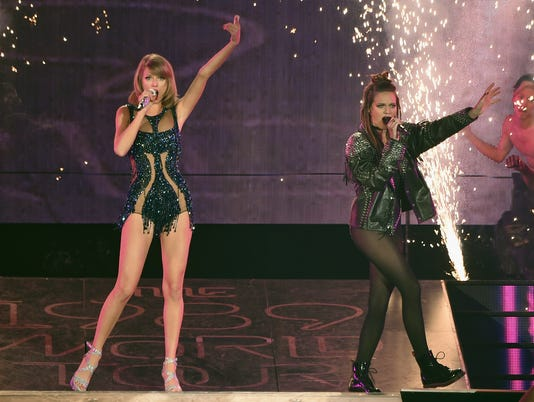 Judge 'shakes off' lawsuit against Taylor Swift ... by quoting Taylor Swift