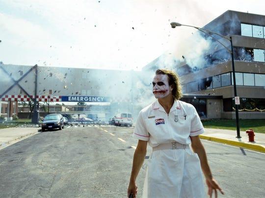 Heath Ledger shone in 'The Dark Knight,' widely regarded