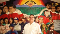 Ramon Ramirez has been fighting for farmworkers' rights for more than 30 years in Woodburn, Oregon.