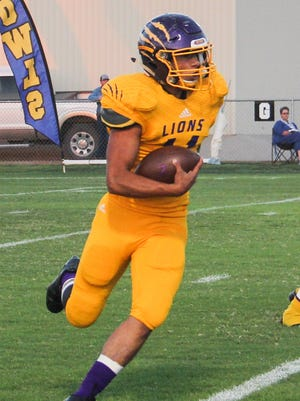 Ozona's Kobe Rodriquez rushed for 1,342 yards and 20 touchdowns last year, averaging nearly 10 yards per carry.