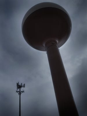 Regulators approved construction of a new water tower on Wausau's West Side.