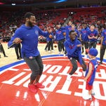 Detroit Pistons open at Little Caesars Arena: 'Basketball and Detroit go hand in hand'