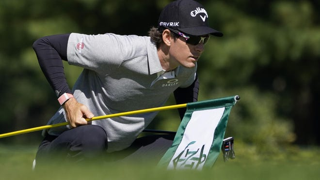 If Dylan Frittelli was a recreational golfer, COVID-19 guidelines on golf would prevent him from pulling out a flagstick. Because he's a PGA Tour pro, he's allowed to do it at TPC Boston during the Northern Trust.