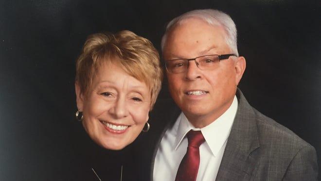 Charles and Carol Bone