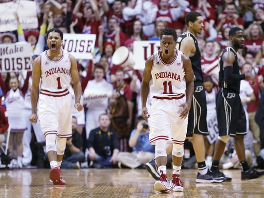 James Blackmon Jr. and Yogi Ferrell could form one of the most formidable backcourts in the Big Ten.