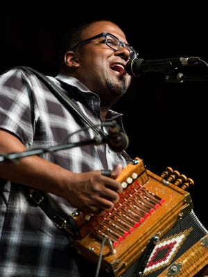 Sean Ardoin is among the south Louisiana musicians in the running for a Grammy nomination, which will be announced Tuesday.