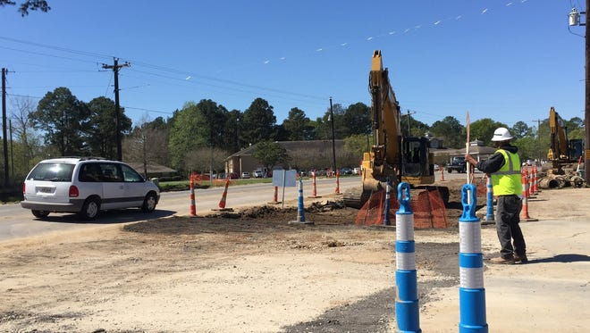 Only right turns onto Verot School Road from several side streets will soon be implemented during construction.