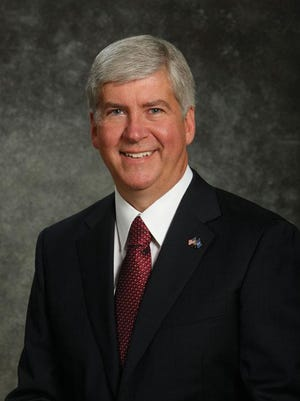 Gov. Rick Snyder announced in 2014 an initiative to double the state's residential recycling rate.
