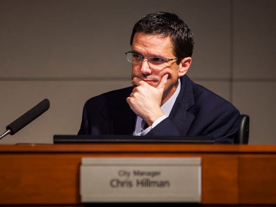 Surprise City Manager Chris Hillman Resigns Gets Big