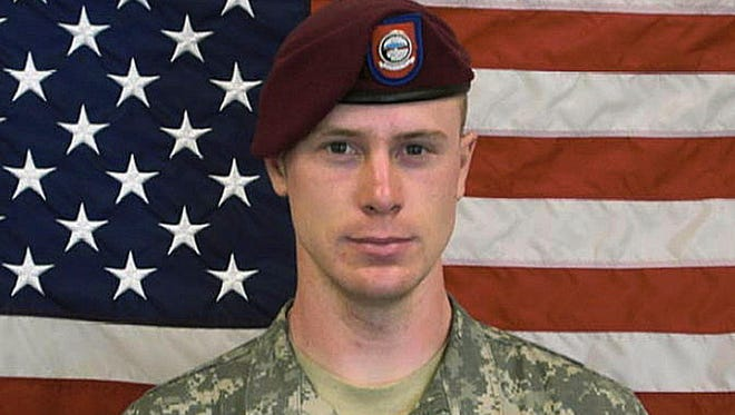 FILE - This undated file image provided by the U.S. Army shows Sgt. Bowe Bergdahl, the soldier held prisoner for years by the Taliban after leaving his post in Afghanistan. Bergdahl is facing charges, including desertion, for leaving his post in Afghanistan in 2009.(AP Photo/U.S. Army, file) ORG XMIT: TXKJ103