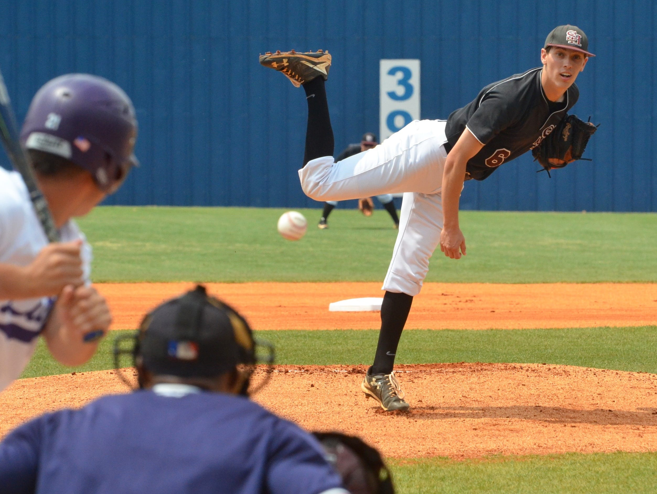 Spring Hill's Gage Gillian