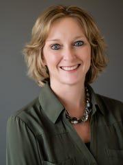 Jennifer Greco, candidate for the Harrisburg School