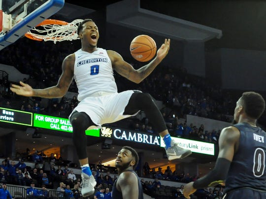 Creighton Bluejays guard Marcus Foster has found new life after transferring from Kansas State.