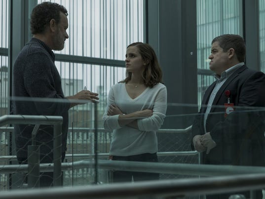 movie review �the circle� is all buzzwords no substance