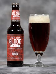 Johnny Blood Red