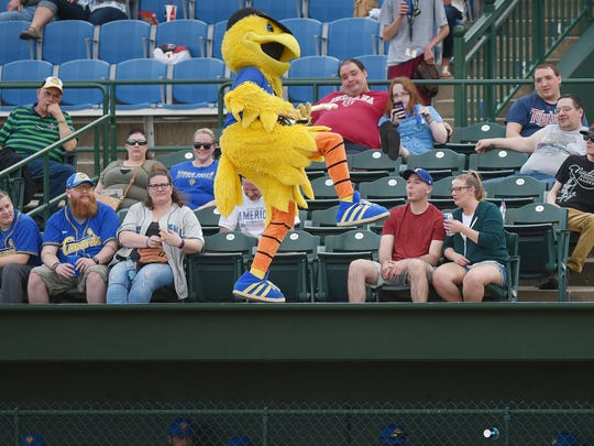 The Canaries play Sioux City Wednesday, May 23, at