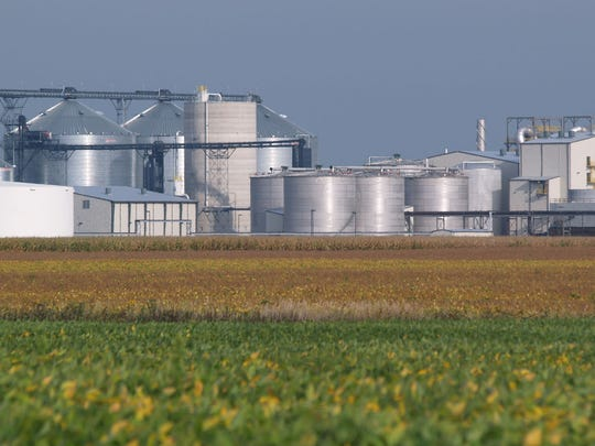 An expansion at POET Biorefining would be a mirror image of the current plant, officials say.