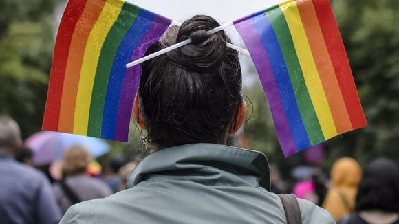 Ahead of Pride month, here's a look at podcasts that explain some things you were embarrassed to ask about the LGBT community.