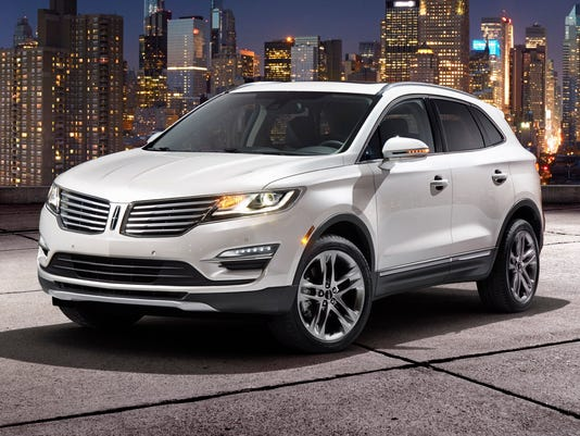 Lincoln Reveals Mkc For Hot Small Suv Market
