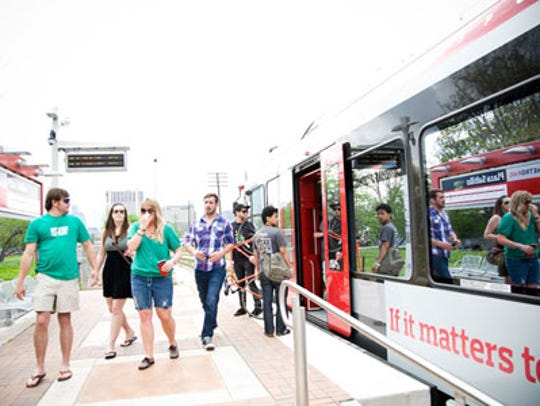 Plaza Saltillo - Capital Metro - Austin Public Transit