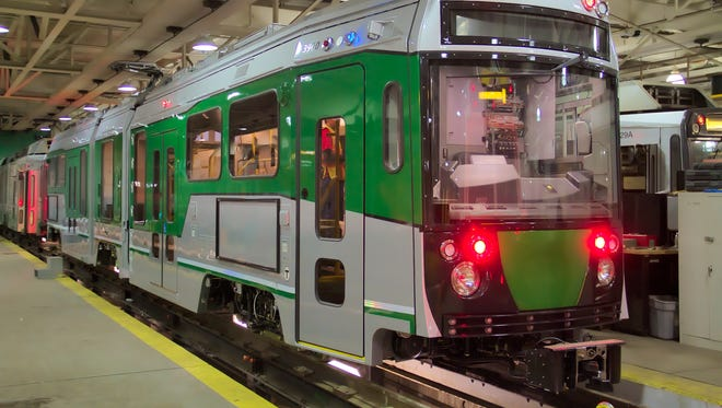 Elmira Heights rail car maker CAF USA has a major contract to build cars for the City of Boston.