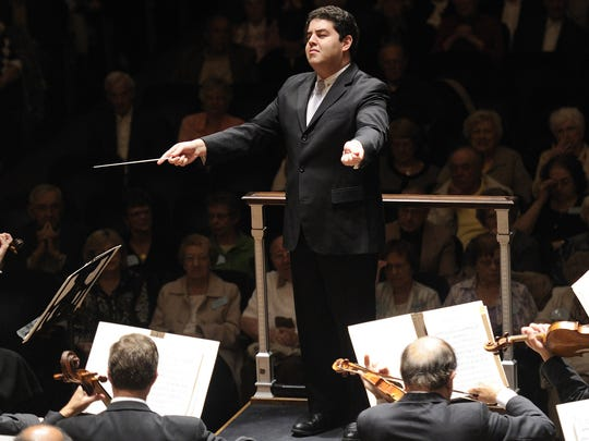 New York native Tito Munoz has brought a youthful exuberance to the Phoenix Symphony since taking over as music director.