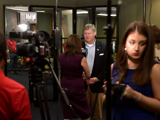 TCL Mississippi Republican Party Headquarters Election Night