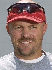 Haughton coach Glenn Maynor