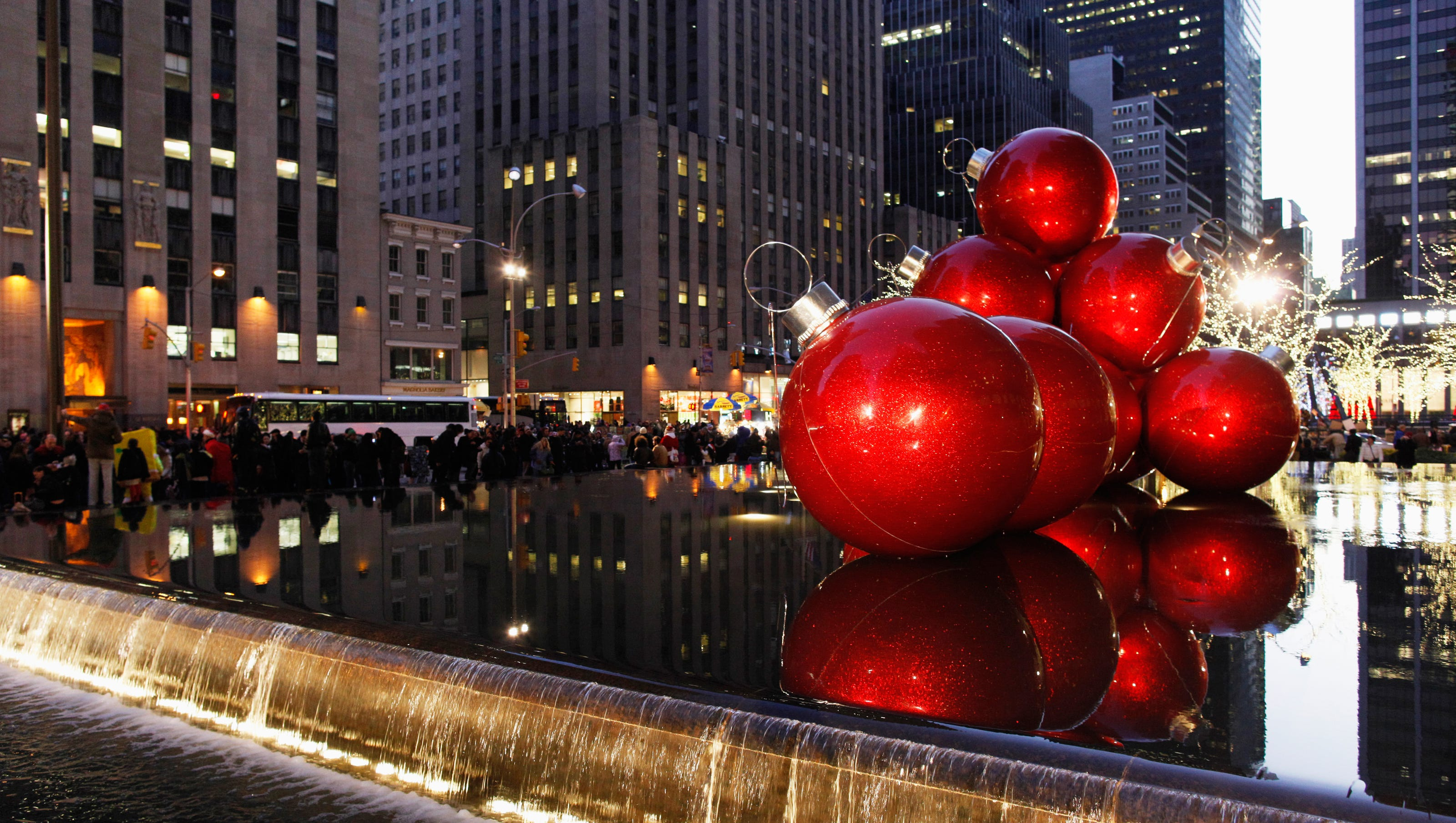 The holidays in New York City A Guide