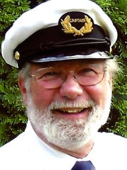 Captain Jeff Porter, storyteller at the Jennie Curry