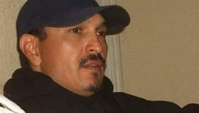Pablo Vallejo, 47, has been missing from his family's home since April.