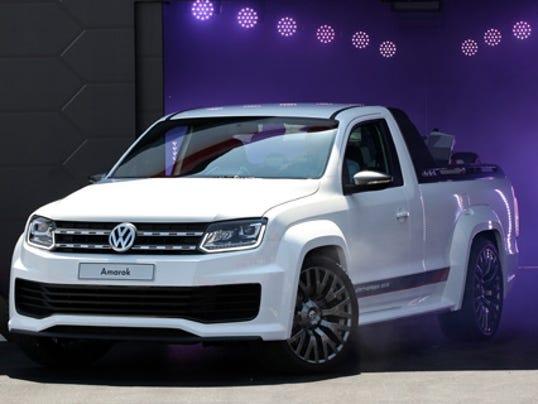 report volkswagen mulls pickup trucks for u s. Black Bedroom Furniture Sets. Home Design Ideas