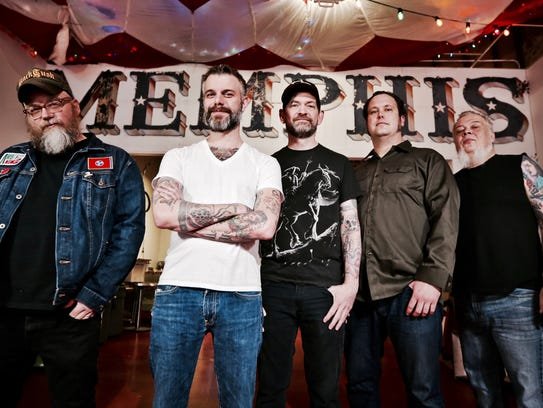 Lucero returns to Midtown all the way from Memphis