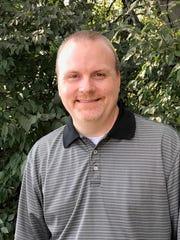 Jason Cooper, director of counseling at AGAPE Nashville