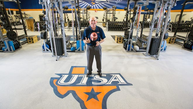 There was a time when Larry Coker wondered whether he would get another head coaching job. Now he has UTSA in the midst of one of the greatest instant success stories in college football history.