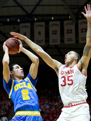Basketball player Kyle Kuzma allegedly received $9,500 when he at the University of Utah, according to a Yahoo Sports report published Feb. 23, 2018.