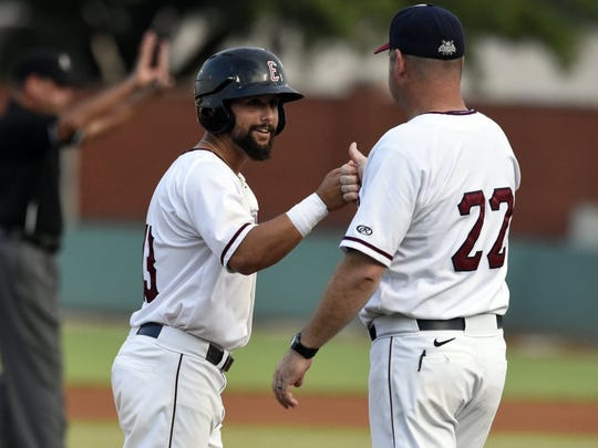 Evansville Otters manager Andy McCauley believes his second baseman, Josh Allen, could still get a shot at affiliated ball despite being passed over this offseason.