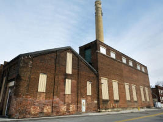 The former steam plant and building at far right at Pershing and Philadelphia Street could be part of a York County Heritage Trust consolidation plan in downtown York. The trust's document, 'Pondering Change,' describes the plant as 'a promising site within a high profile development district.'