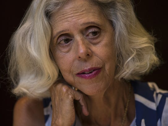 Suzi Wickman brought together seven women over 90 for