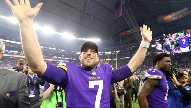 Would Case Keenum be a good fit  at quarterback for the Arizona Cardinals?