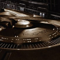 Behold the latest addition to Starfleet: The U.S.S. Discovery of CBS All Access's 'Star Trek Discovery.'