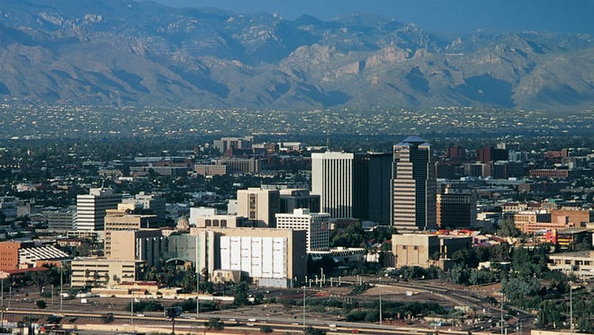 Tucson has approved restrictions on gun sales at the city's convention center.