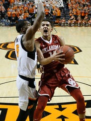 Oklahoma freshman guard Trae Young is trying to become