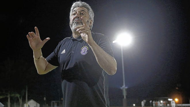 Domenic Romanelli is in his 14th year coaching the DeSales boys soccer team, which hopes to make another deep postseason run in Division II after spending last year in Division I.