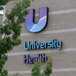 University Health hosted a meeting Thursday with the Ochsner Health CEO and representatives of Christus Health. Specifics of the discussions have not been disclosed.