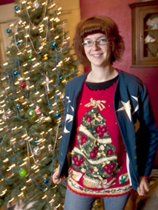 Holiday sweaters: Just don't.