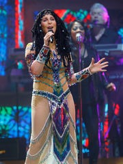 Cher's tour stop at the Resch Center in Ashwaubenon has been canceled due to health reasons.